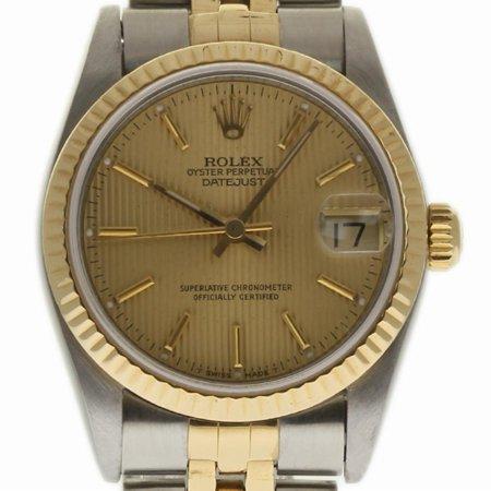 Pre-Owned Rolex Datejust 68273 Steel Women Watch (Certified Authentic & Warranty)