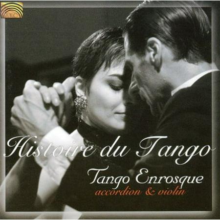 Histoire Du Tango  Tango Enrosque    Histoire Du Tango  Accordion And Violin  Cd
