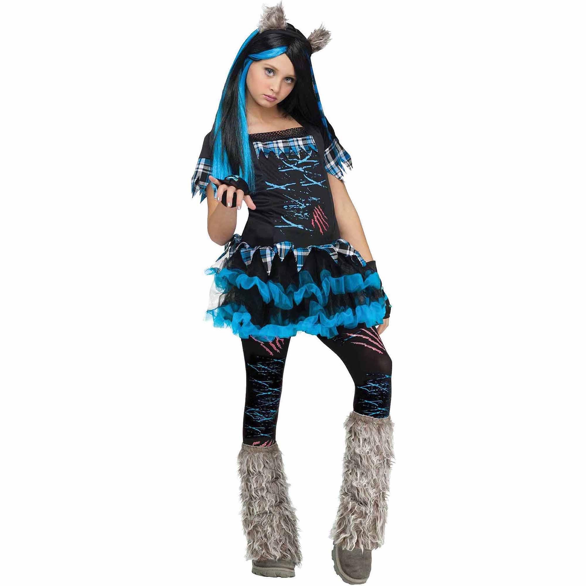 Wicked Wolfie Child Halloween Costume
