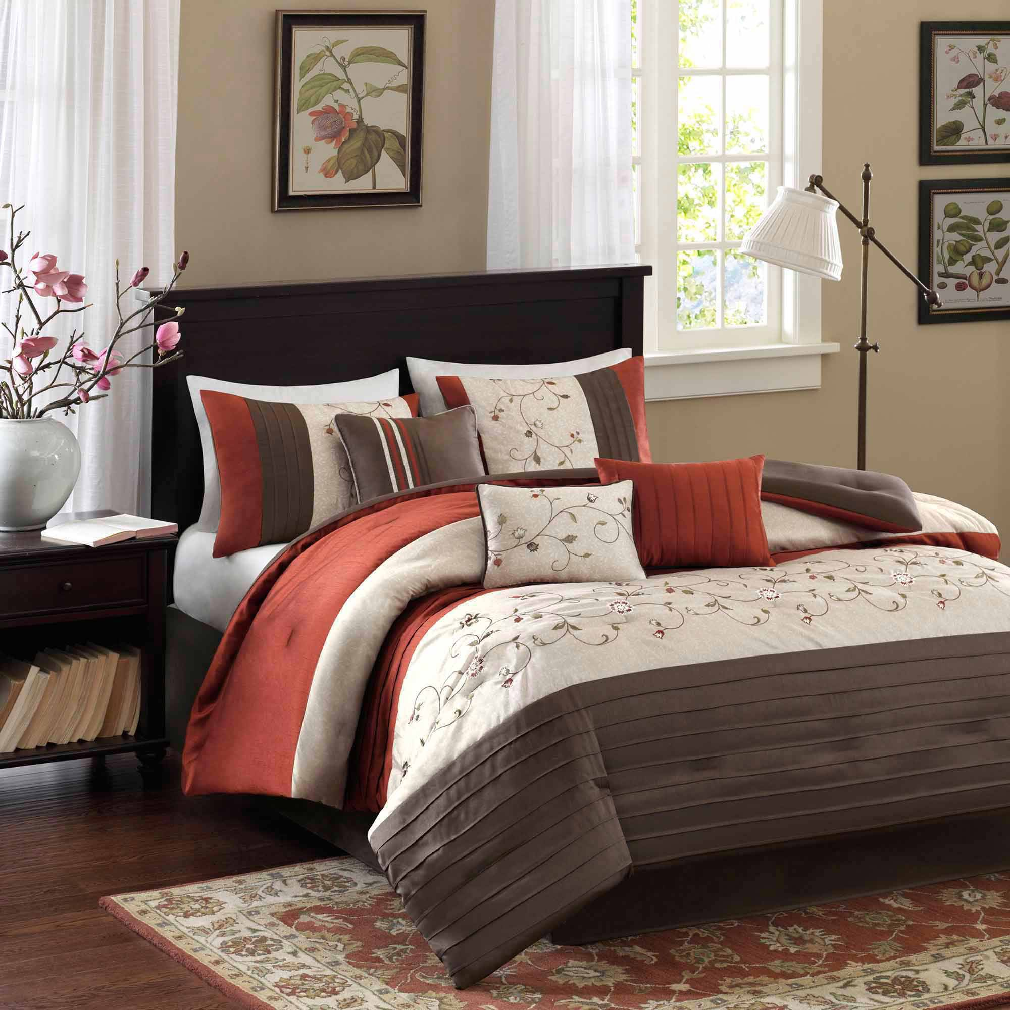 Home Essence Monroe 7-Piece Comforter Set