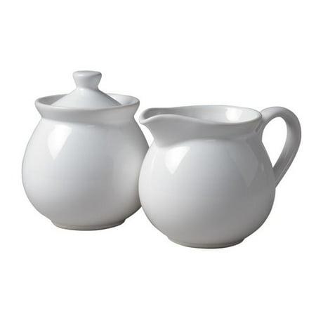 - Red Barrel Studio Chartridge 2 Piece Sugar Bowl & Creamer Set