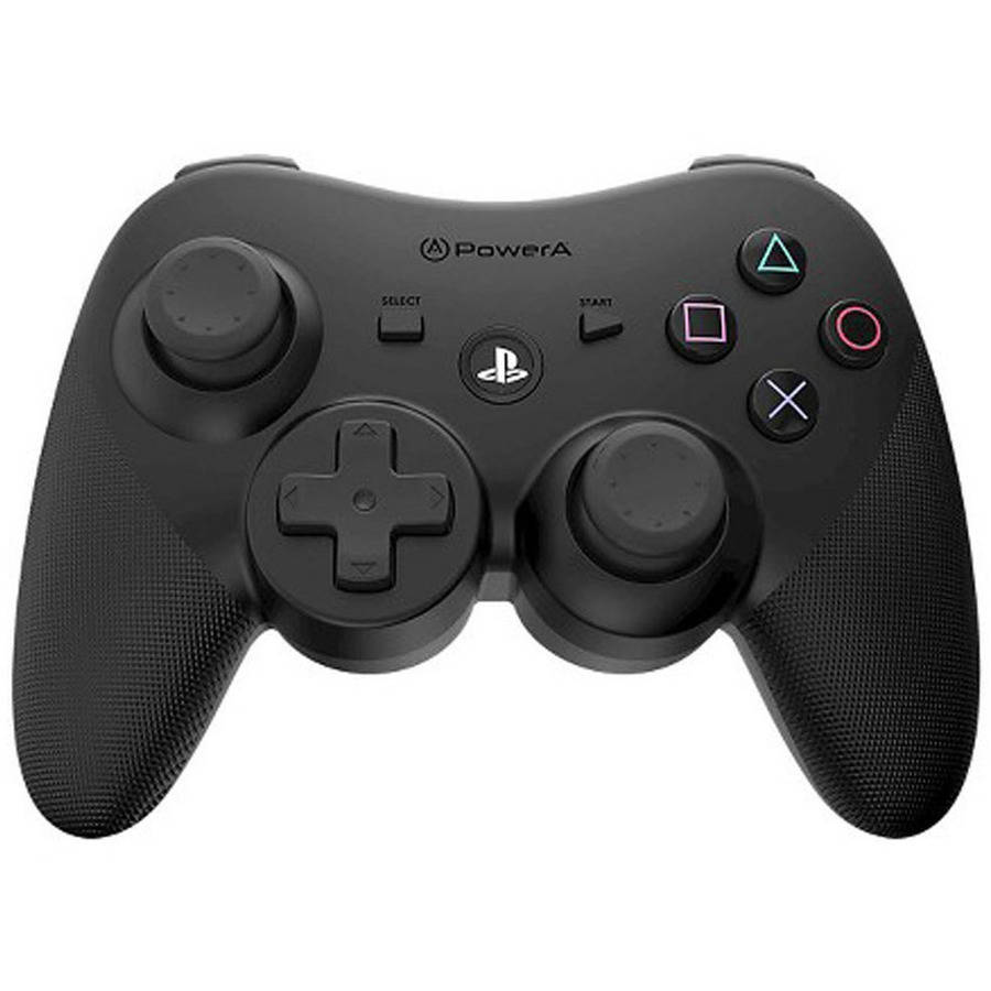 Power A Wireless Controller For PS3 - Black
