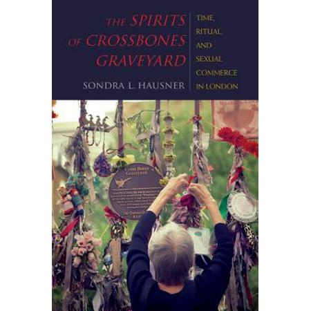 The Spirits of Crossbones Graveyard - Cross Bones Graveyard Halloween
