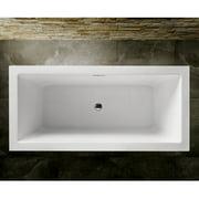 VIRTU USA  Freestanding Soaking Tub