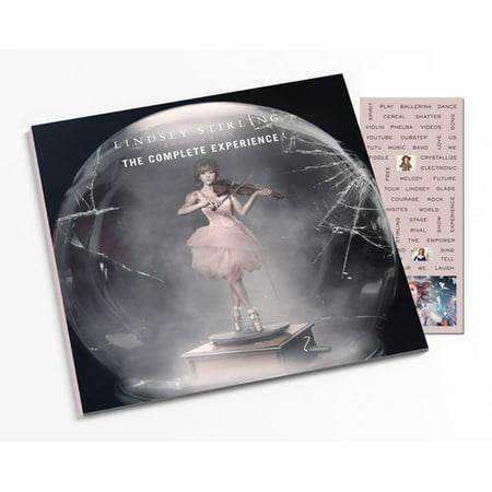 Shatter Me: The Complete Experience-Zinepak (CD) (Limited Edition) ()