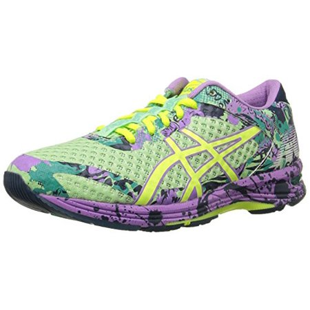 green asics trainers size 11