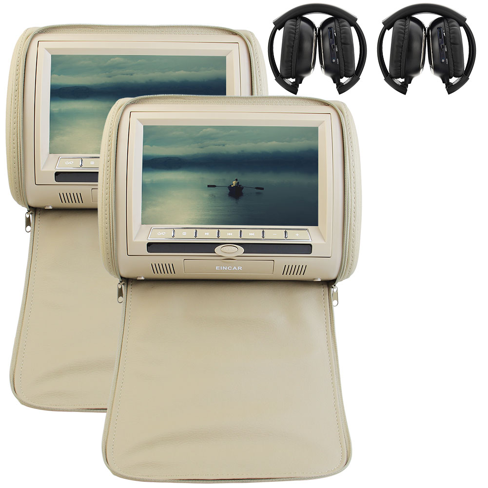 Just Arrival!!! Eincar Universal Dual LCD Screen 9-Inch T...