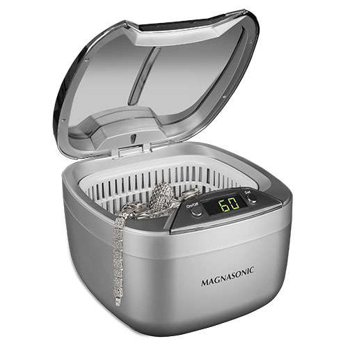 Magnasonic Professional Ultrasonic Jewelry Cleaner, Dual-...