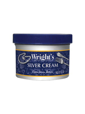 Wright's Silver Cleaner and Polish Cream - 8 Oz