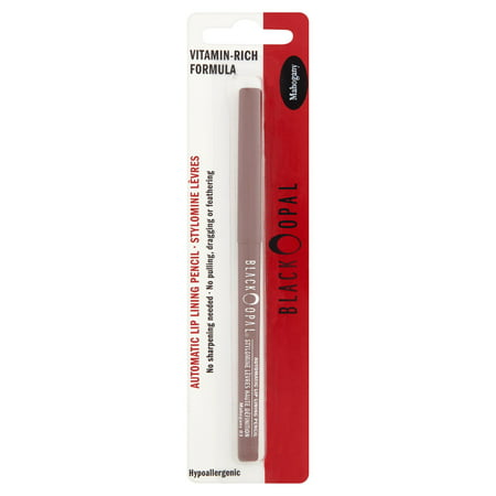 Black Opal Mahogany 03 Automatic Lip Lining Pencil  0 011 Oz