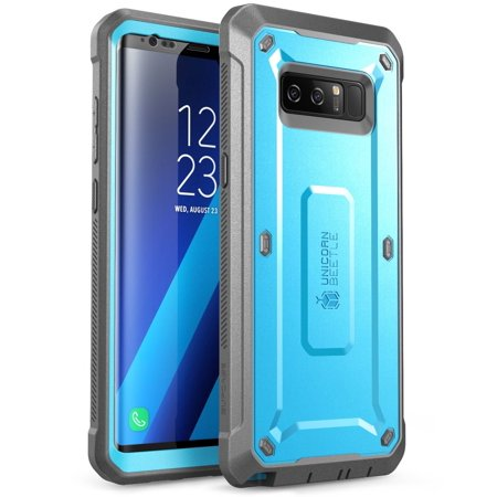 Samsung Galaxy Note 8 Case, SUPCASE Full-body Rugged Holster Case with Built-in Screen Protector for Galaxy Note 8 (2017 Release), Unicorn Beetle Shield Series - Retail Package
