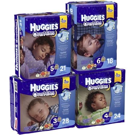Kimberly Clark Huggies Diaper 40685CS Size 6, 72 Each   Case by KIMBERLY CLARK PROFESSIONAL %26 CONSUMER