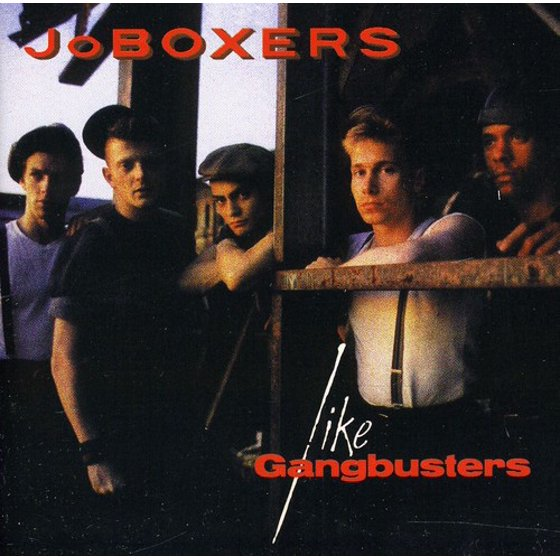 Like Gangbusters (CD) (Remaster)