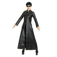 Halloween Cypher Enigma Coat Adult Costume