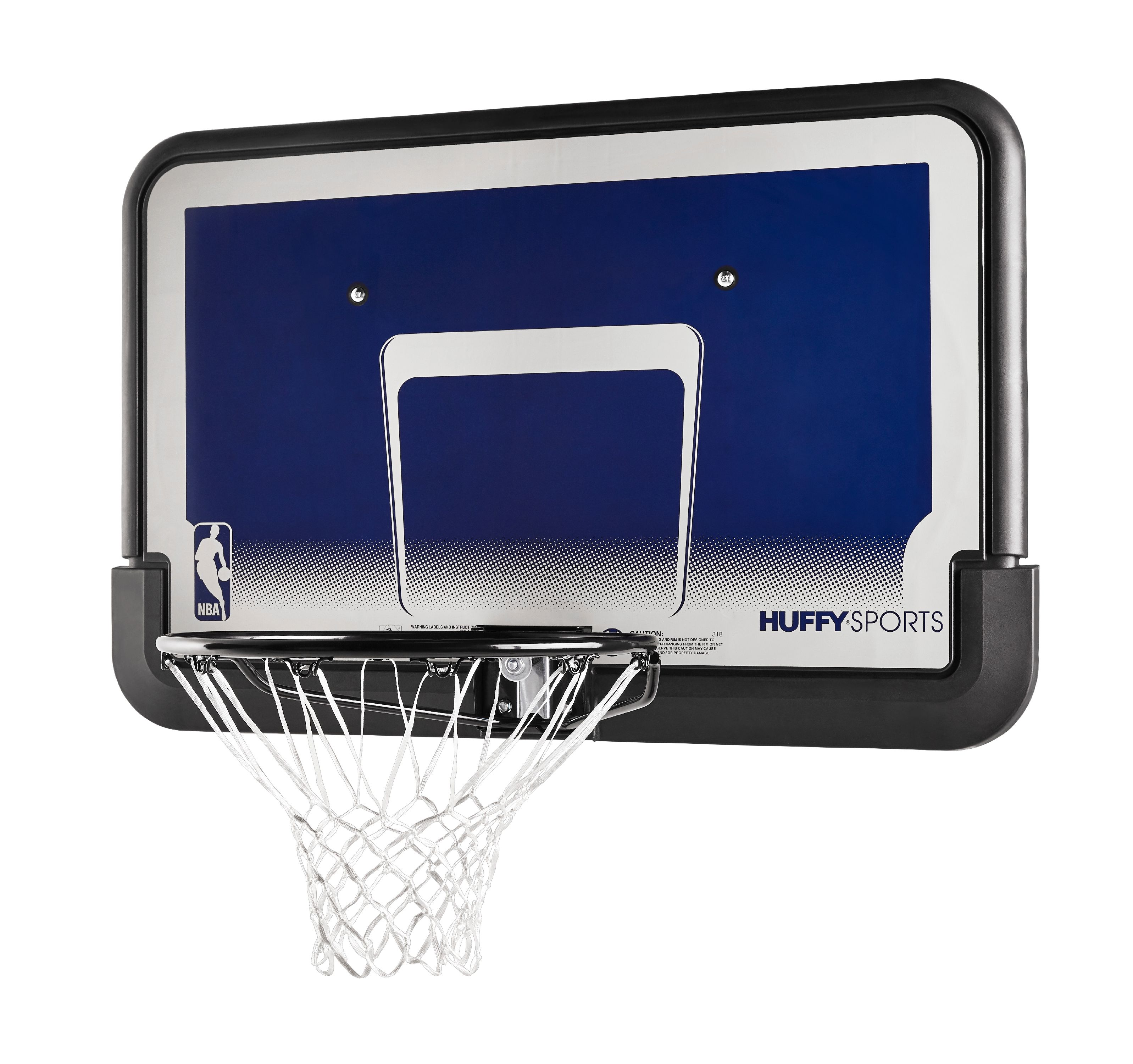 "Spalding NBA 44"" Eco-Composite Backboard Combo"