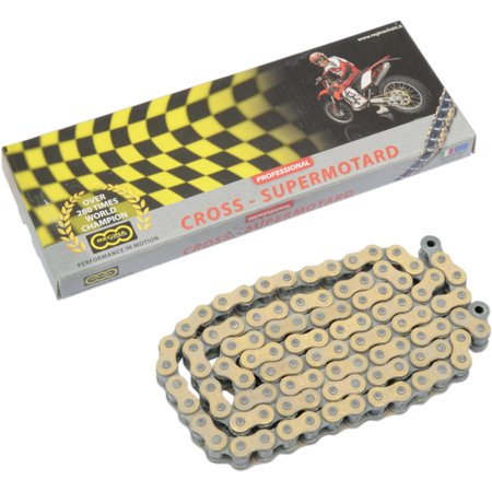 Regina Chain 135RX3/00E 520 RX3 Professional Series Chain - 130 Links - Gold