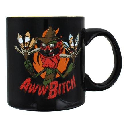 Rick and Morty 20oz Scary Terry Coffee Mug - image 1 de 1