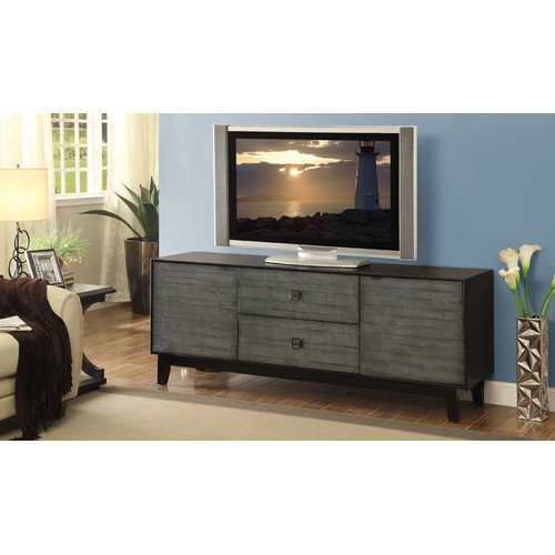Two Drawer Two Door Media Console