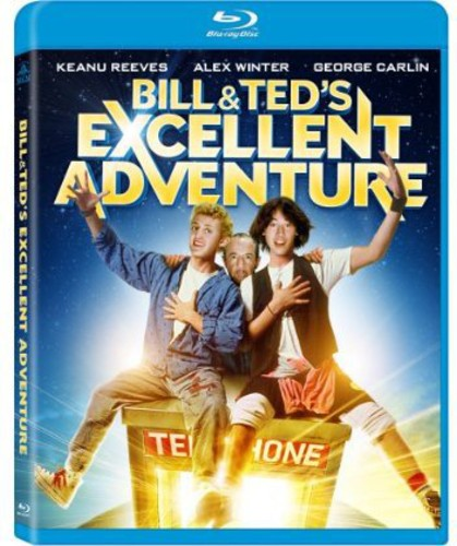Bill and Ted's Excellent Adventure (Blu-ray)