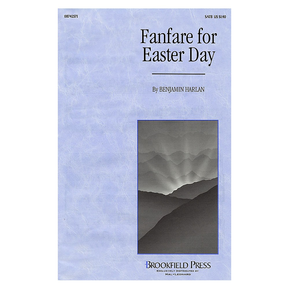 Brookfield Fanfare For Easter Day IPAKB Composed by Benjamin Harlan