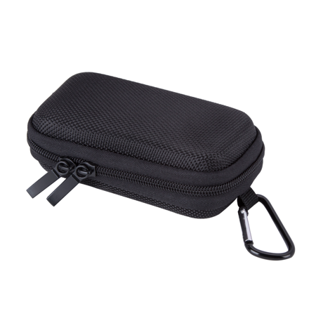 AGPTEK MP3 Player Case,Portable carrying With Metal Clip,For MP3 Players, iPod Nano, Apple USB Cable, Memory Cards