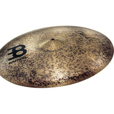Zbt Rock Ride Cymbal (Meinl Byzance Dark Ride Cymbal 21 in.)