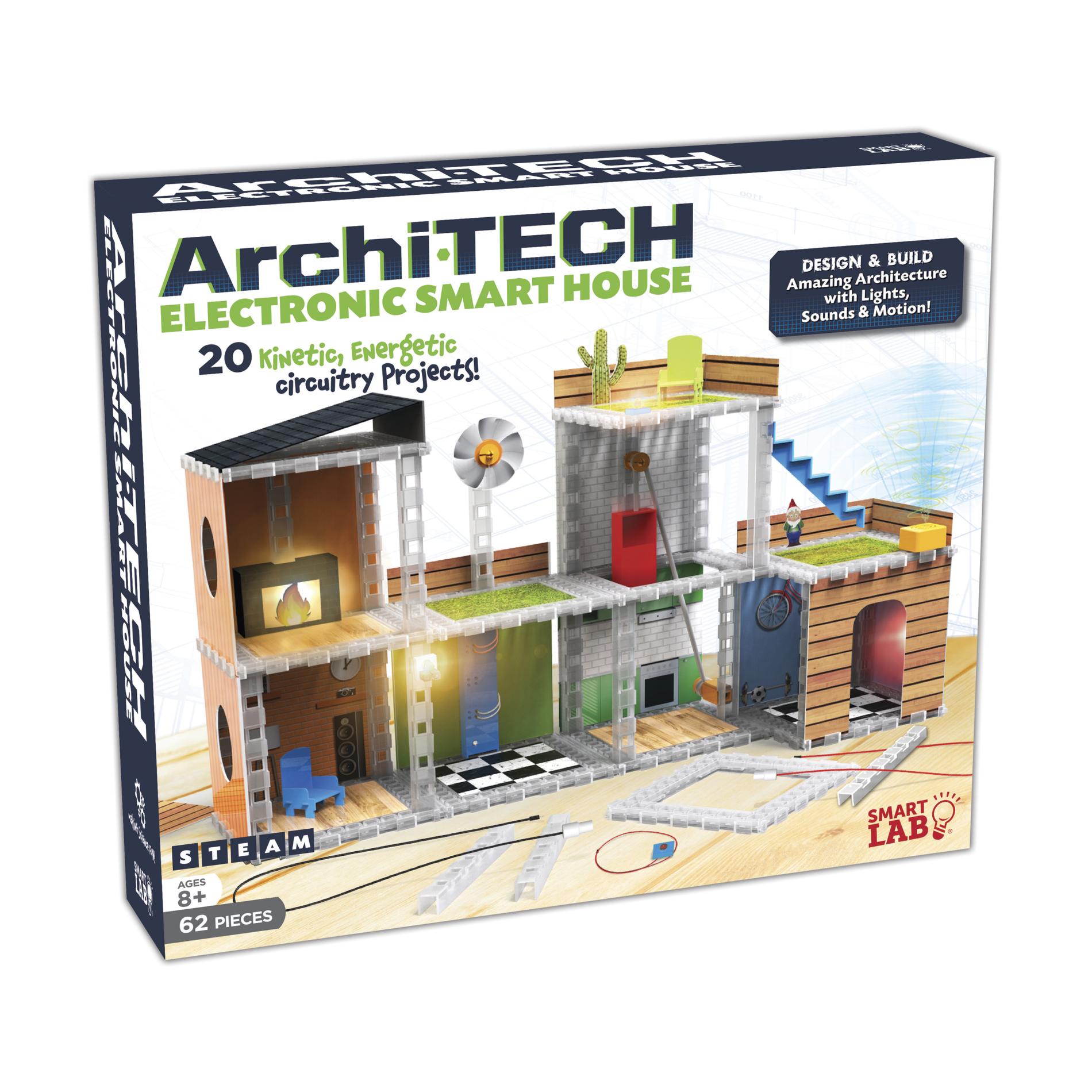Archi-TECH Electronic Smart House