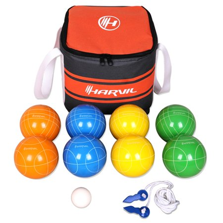 Harvil 90mm Bocce Ball Set