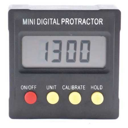 "Digital Angle Finder,2-5/32"" Size,LCD"