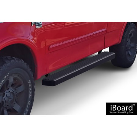 iBoard Running Boards For 1999-2003 Ford F150 / F250 Super Cab (Incl. 04 Heritage)