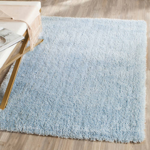 Better Homes and Gardens Plush Eyelash Shag Area Rug Available in