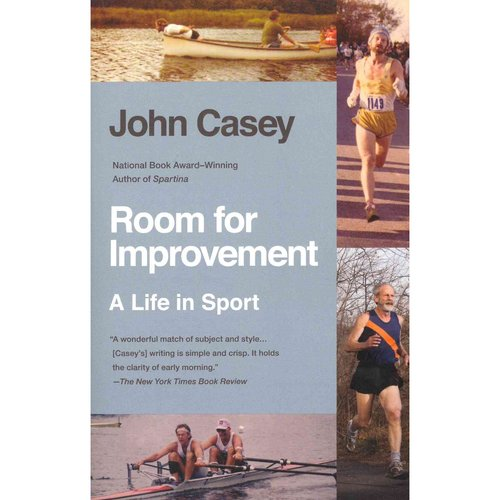 Room For Improvement: A Life in Sport