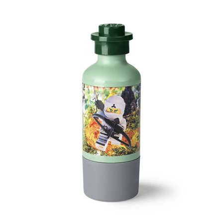 LEGO Ninjago Drinking Bottle, Sand Green - Sand In A Bottle