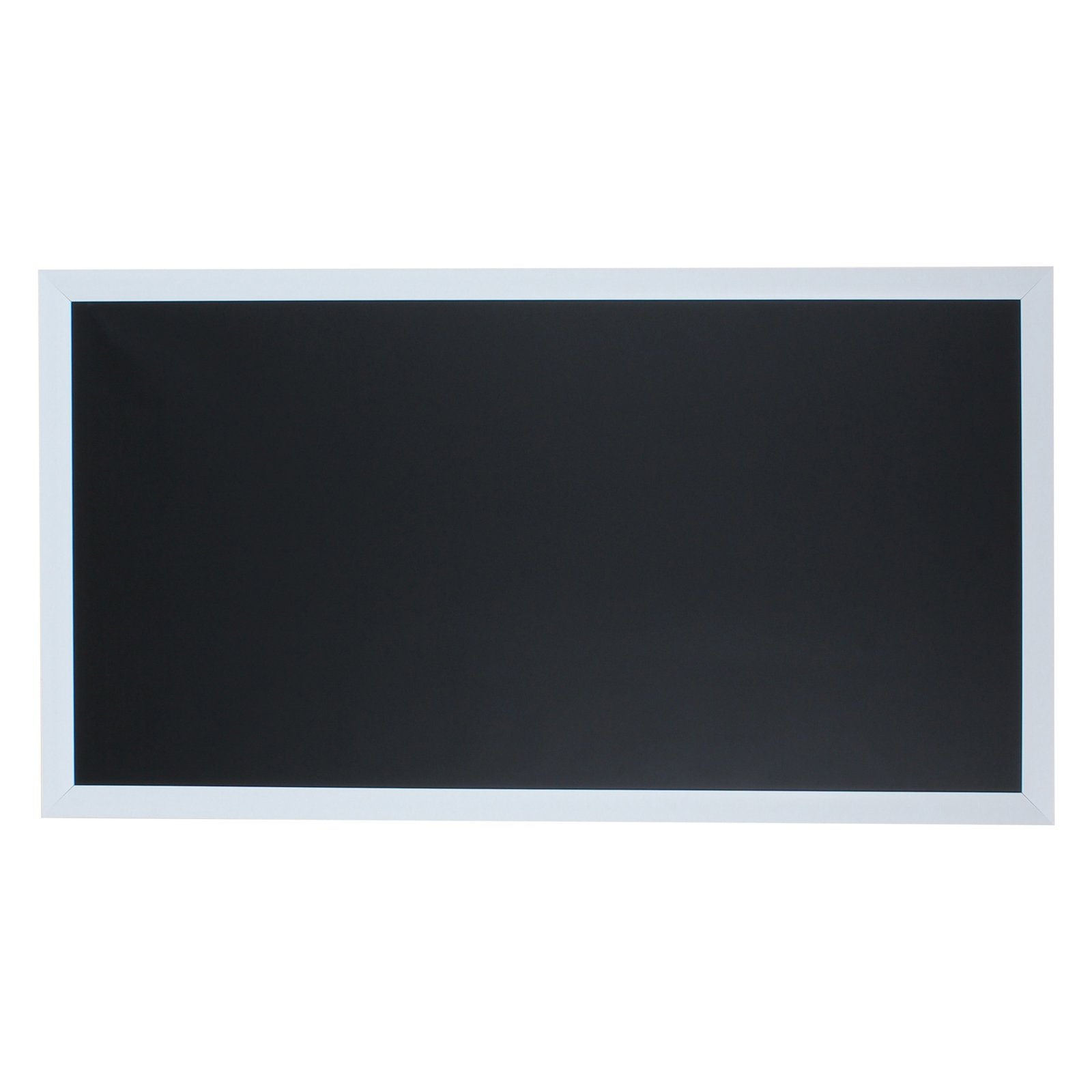 DesignOvation Beatrice Wall Mounted Oversized Framed Magnetic Chalkboard by Uniek