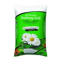 [14 Quart] All Purpose Potting Soil