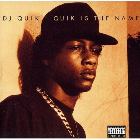 Quik Is the Name (explicit) (CD) (The Best Of Dj Quik Da Finale)