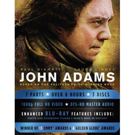 John Adams (Blu-ray) ()