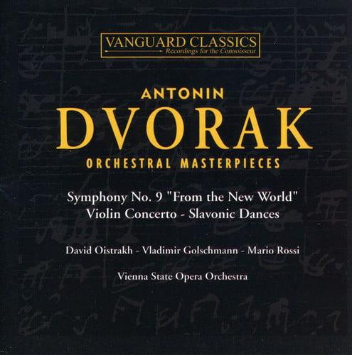 A. Dvorak - Dvorak: Orchestral Masterpieces [CD]