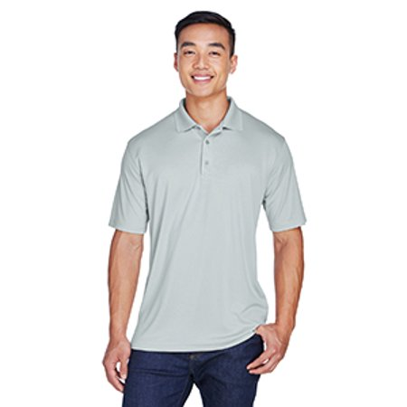 8405 Uc Mens Perfrmnce Sport Polo Grey Xl - image 1 of 1