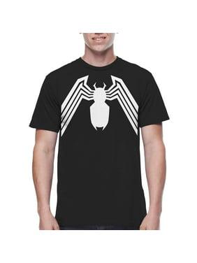 2760567d Product Image Marvel Spider-Man Leggs Men's Graphic T-shirt