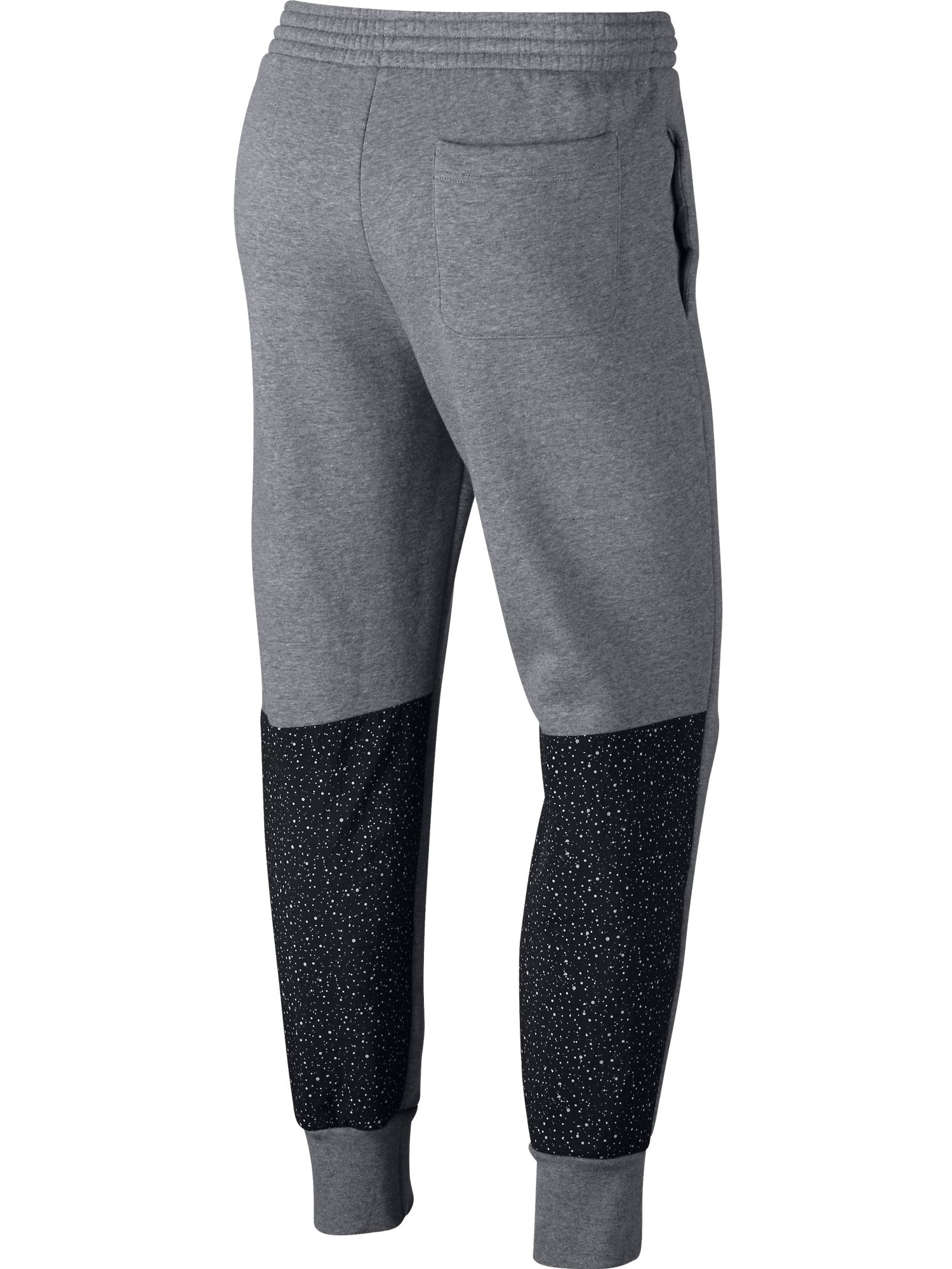 7a48c872af58 ... Nike Pants Tights  Jordan - Jordan Sportswear Flight Fleece Cement Men s  Pants Carbon Heather Black 884203-091 . ...