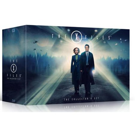 The X-Files: The Collectors Set [Blu-ray]