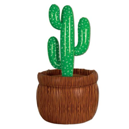 Inflatable Cactus Cooler Pack of 6](Inflatable Cactus)