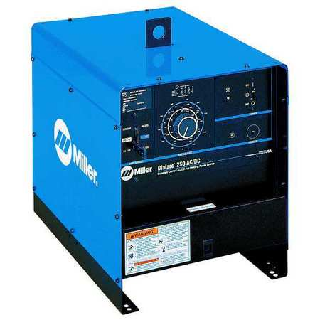 Miller Arc Welder >> Miller Electric Arc Welders Ac Dc With Power 208 230 907015