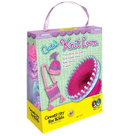 Quick Knit Loom Kit-