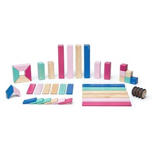 Tegu 42 Piece Set in Blossom