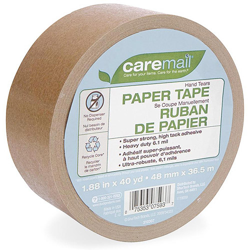 Caremail High Performance Paper Packaging Tape