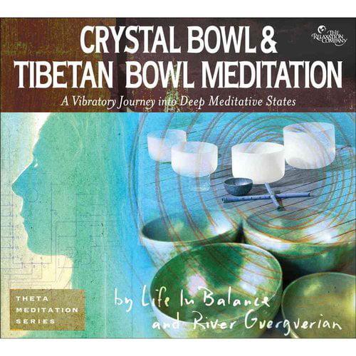 Crystal Bowl & Tibetan bowl Meditation: A Vibratory Journey Into Deep Meditative States