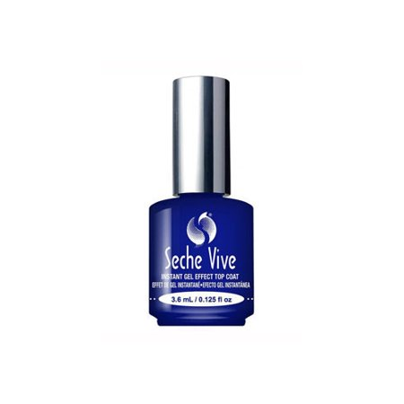- SECHE Vive Instant Gel Effect Top Coat Mini
