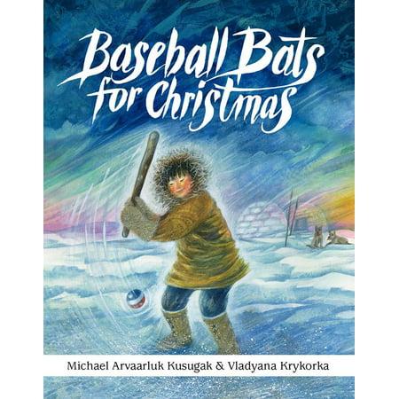 Baseball Bats for Christmas - Baseball Christmas